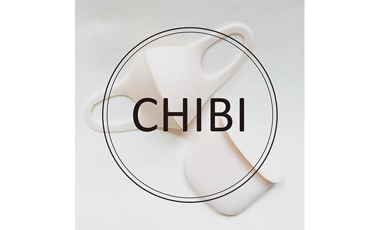 小柄女性の為のマスク「OCHIBIマスク」デビュー