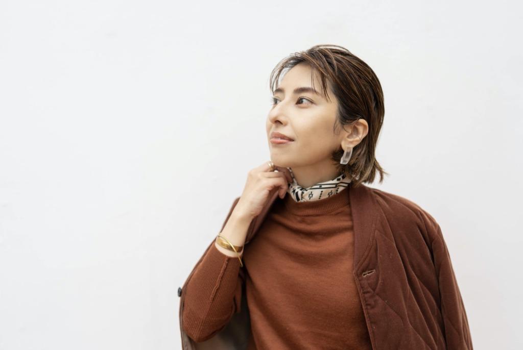 ファッションデザイナー郡司杏さん
