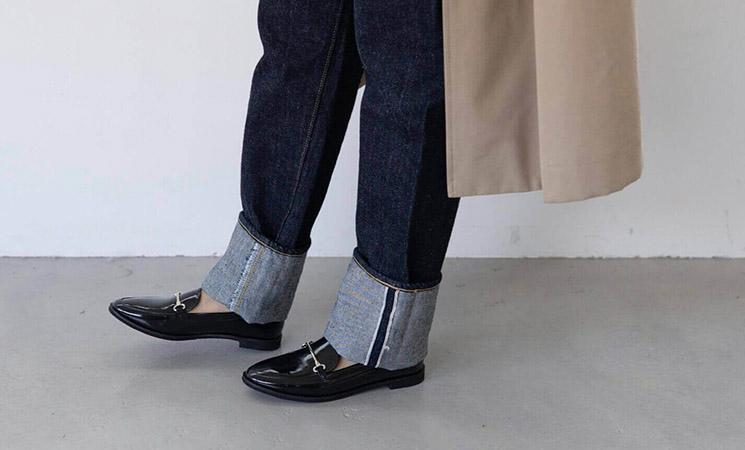 おじ靴コーデをワンランク上げるには?!
