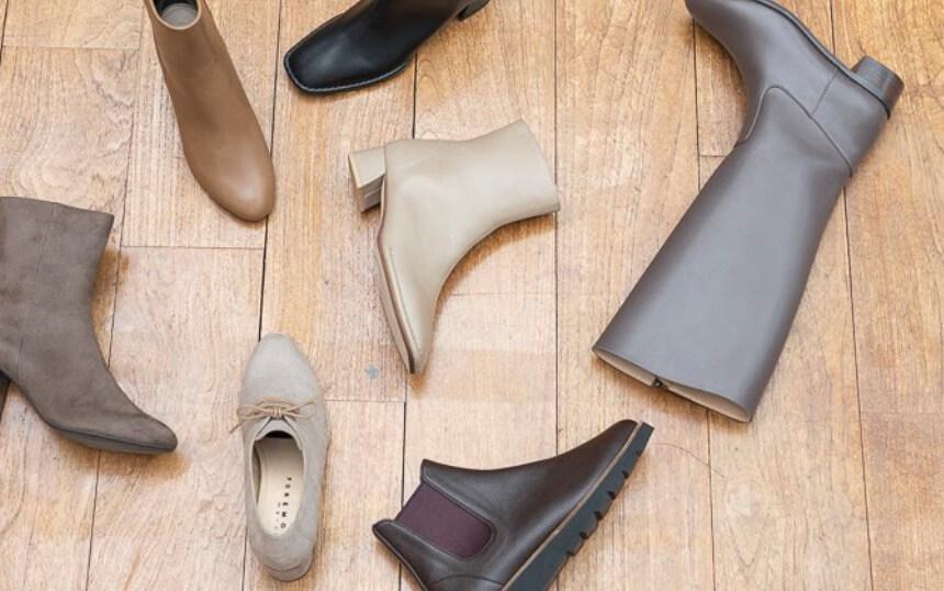 """ショートブーツやロングブーツなどの""""冬靴""""を保管する時の注意点"""