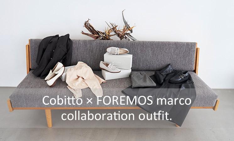 Cobitto×Foremosmarco 149cmコーデ