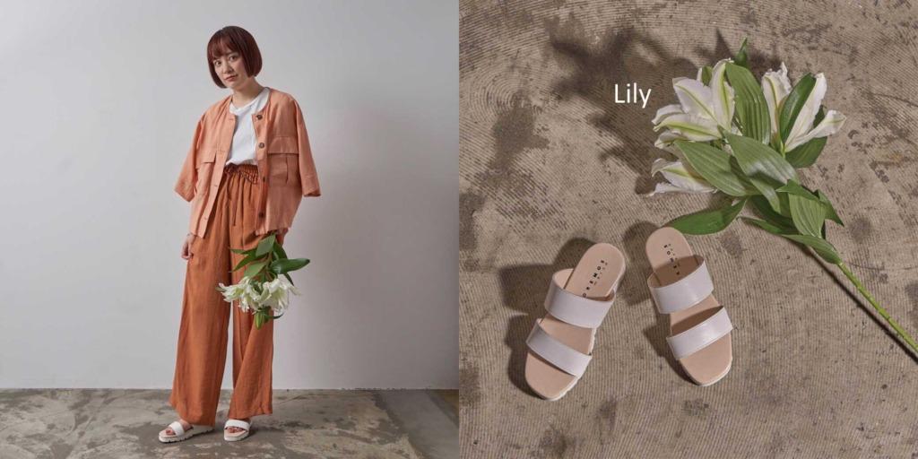 ホワイト...Lily(百合)