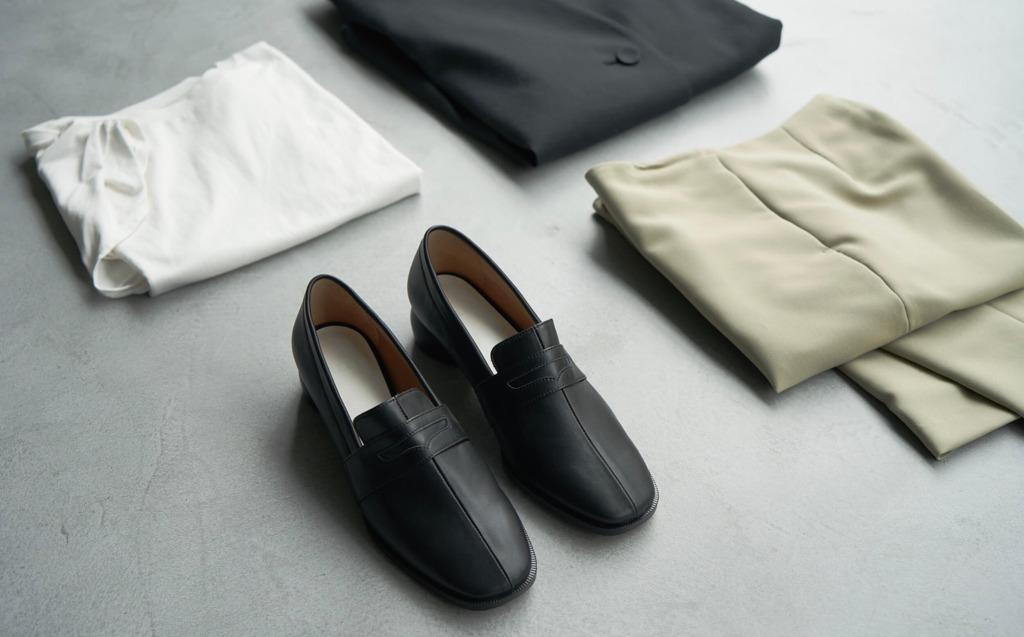 靴を選ぶ時のポイントは「場面に見合った上質な素材」を選ぶこと。