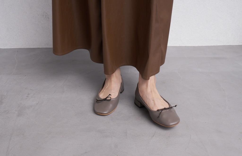 足にフィットする柔らかな履き心地を実現