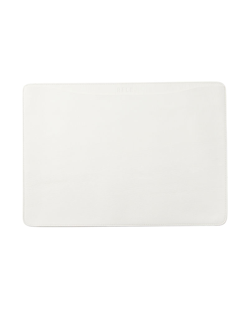 Mac bookケース 13inch(ホワイト)10/20(水)~順次発送